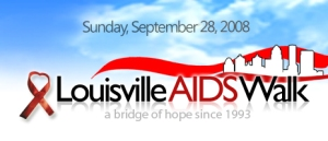We will join this year's Louisville AIDS Walk