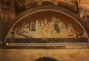 The Journey to Bethlehem, Church of the Holy Savior at Chora