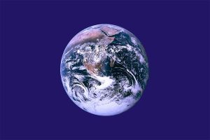 Earth . . . as Object