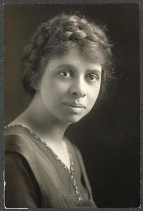 image of suffragist Inez Calderhead