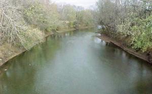 image of Spoon River near Fulton, IL