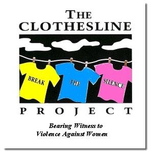 The Clothesline Project logo